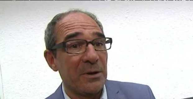 Dumè Biaggi, nouveau président du Conseil des prud'hommes de Haute-Corse.