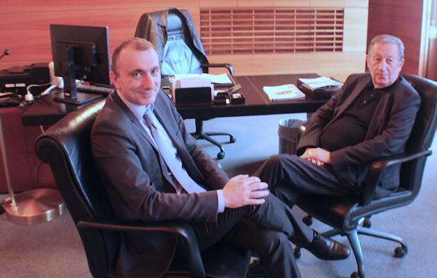 """Jean-Christophe Angelini et Paul Trojani : """"L'ADEC et le CCI de Haute-Corse, la main dans la main..."""""""
