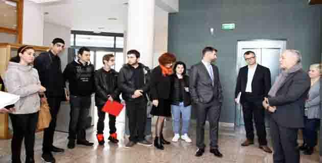 Bastia : Les Archives départementales s'ouvrent au Lycée Jean-Nicoli