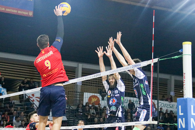 Volley-Ball : Le GFCA doit réagir face à Paris