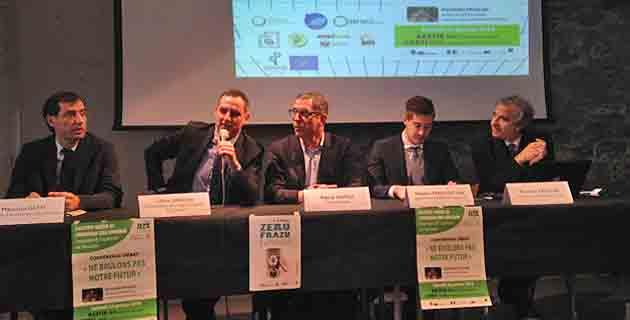 """Bastia : """" Ne brûlons pas notre futur"""", un témoignage pour mieux gérer les déchets…"""