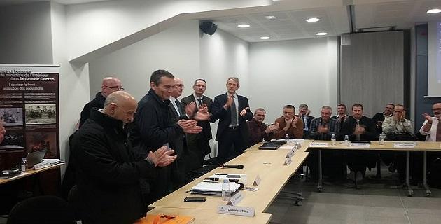 La 124ème Congrès national des Sapeurs-Pompiers en octobre 2017 à Ajaccio