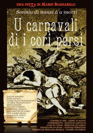 """Corti : Tutt'in scena présente """"U Carnavali di i Cori Persi"""""""
