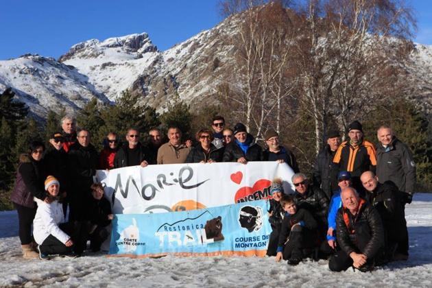 Le Trail di Corsica dans le décor de Verghju : Une belle course pour une belle œuvre