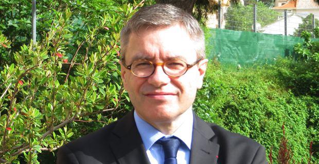 Alain Thirion, préfet de Haute-Corse.