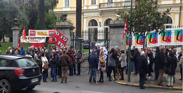 Grève dans tous les secteurs : La Fonction publique s'est mobilisée