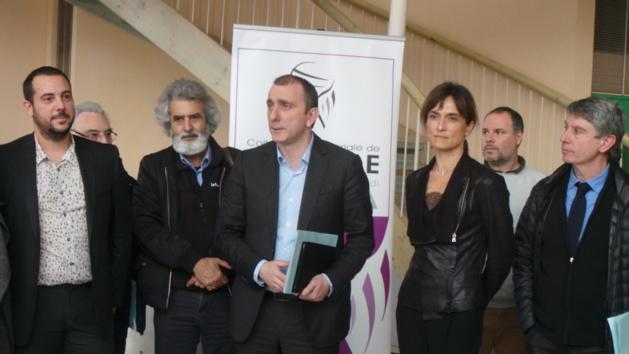 Jean-Christophe Angelini a pris le pouls de l'économie sociale et solidaire