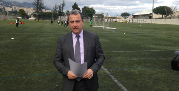 Installations sportives d'Erbajolo et de Volpajo : La CAB avance
