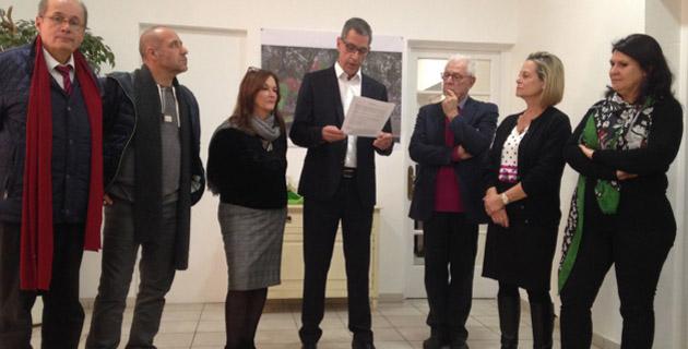 Philippe Meirieu honoré par la mairie de Bastia