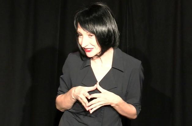 """Petit Théâtre de l'Opéra : """"Embarquement immédiat"""" avec Patrizia Gattaceca"""