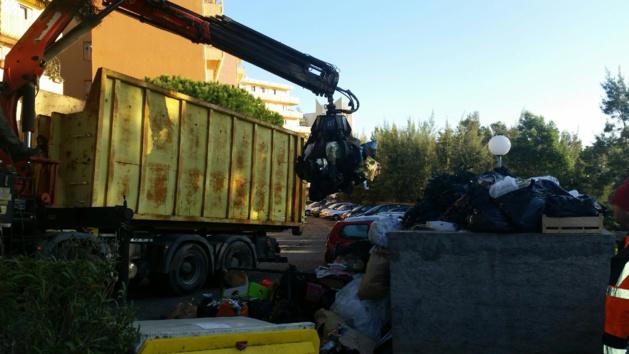Déchets : Un camion-grue pour désengorger Bastia