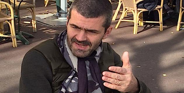 """Matthieu Tarot : """"Avant d'être président du jury du Festival, je suis spectateur…'"""