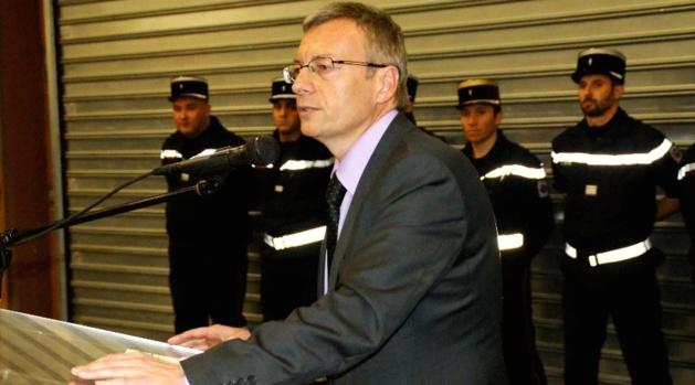 Dominique Schuffenecker, Secrétaire général de la préfecture de la Haute-Corse