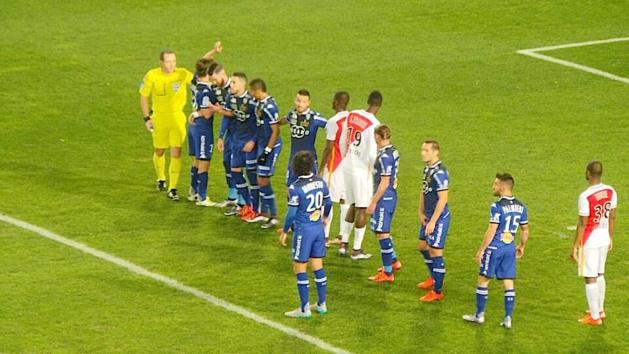 Le Sporting battu à Monaco : Maintenant il ne faudra pas se rater face à Troyes !
