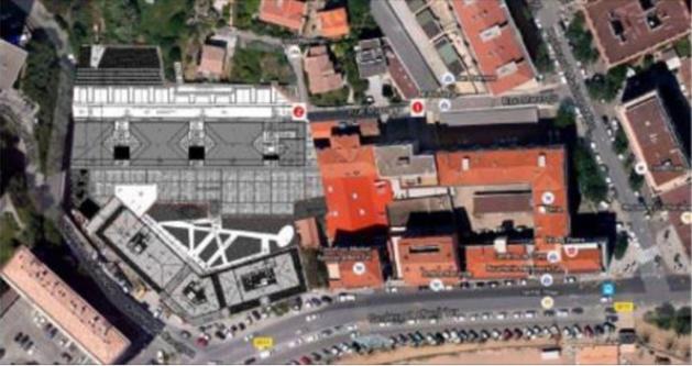 Ajaccio : Fermeture de la rue Marengo à la circulation