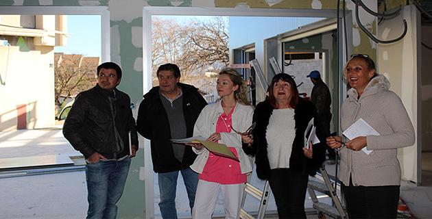 Extension de la structure multi-accueil de Calvi : Livraison prévue au mois de Mai
