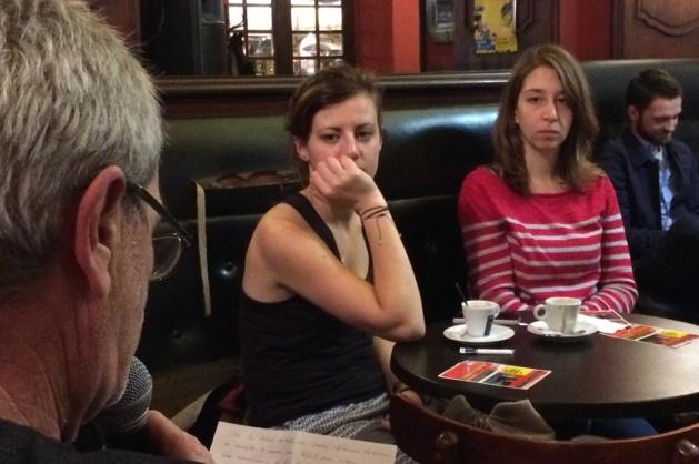 Faut-il croire aux médias ?   Le Café-philo de Bastia a posé la question
