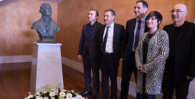 209e anniversaire de la mort de Pascal Paoli : Une commémoration hautement symbolique à la CTC