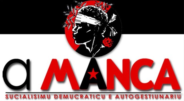 Cacciemu fora a rimigna fascista ! Mubilisazione in Aiacciu marti
