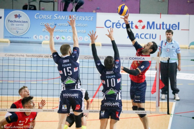 Volley-Ball : Le GFCA affronte Nancy à 17 heures au Palatinu