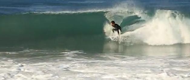 Surf in Corsica : Dans les vagues avec Franck Fougère