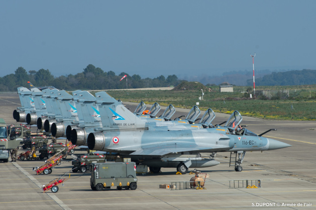 Ventiseri-Solenzara : Reprise de l'activité opérationnelle sur la base aérienne 126