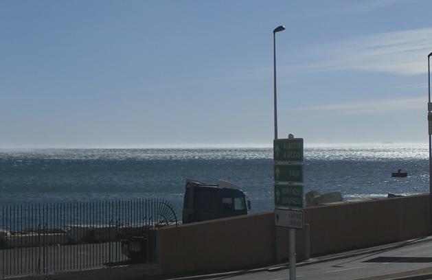 La tempête de vent sur Bastia et le Cap Corse en images