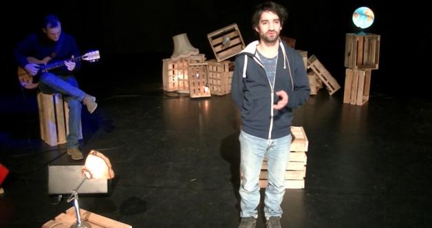 """Bastia : """"Discours à la Nation"""" à La Fabrique de théâtre"""