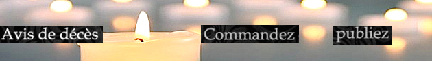 C'est sur CNI : Avis de décès, remerciements, avis de messe…