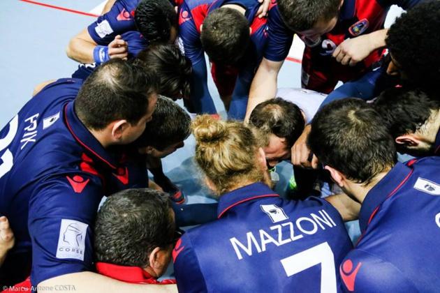 Handball N1M : Les ajacciens s'inclinent à Nice 34 à 22