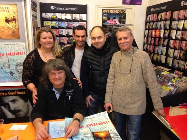 « Scelta Celta » : Jean-Marc Ceccaldi, le retour…