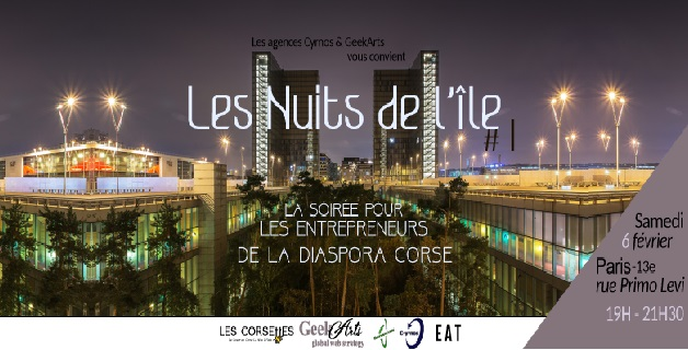 """""""Les Nuits de l'île"""" a eu sa première édition"""