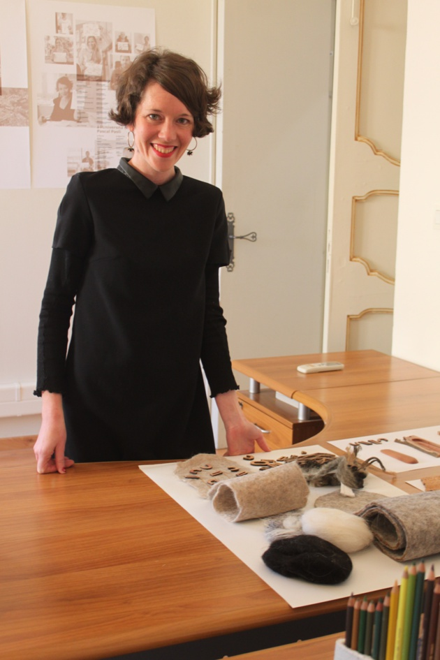 Vannina Bernard Leoni, directrice de la Fondation de l'Université de Corse