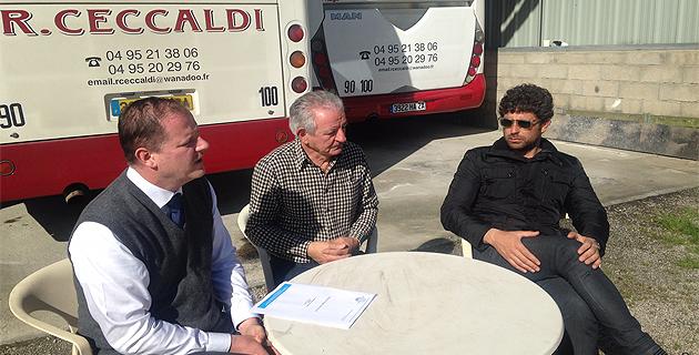Transports et attribution de marché : Double plainte contre X des Autocars Roger Ceccaldi