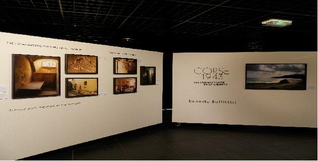 Salle d'exposition de l'Espace Diamant à Ajaccio : appel à candidatures pour les artistes plasticiens
