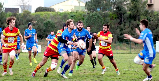 Bastia XV battu à Saint-Saturnin (30-27) !