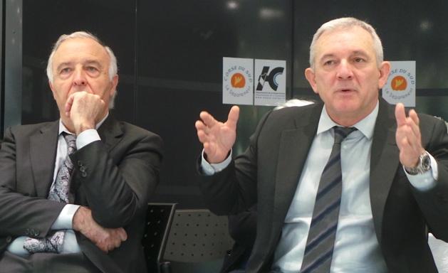 Collectivité unique de Corse : François Orlandi et Pierre-Jean Luciani, même combat…