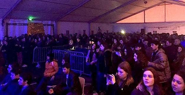 Trois jours d'affluence et de fête pour les Scontri Internaziunali di a Ghjuventù in Lotta de Corte