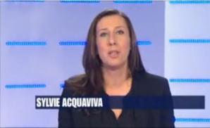 Sylvie Acquaviva, première femme à diriger la rédaction de France 3 Corse Via Stella