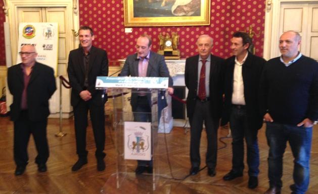 4e rallye di u Paese Aiaccinu : Les pilotes envahissent la ville !