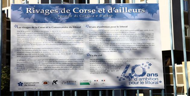 """Bastia : """"Sponde di Corsica et d'altrò"""" pour les 40 ans du Conservatoire du Littoral"""