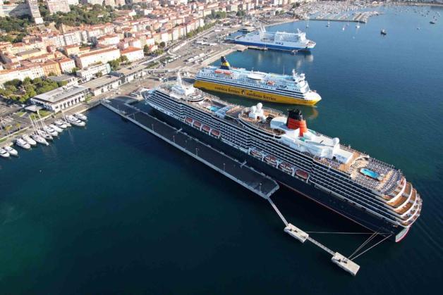 La Corsica Ferries et ses innovations 2016 : Après Bastia et Ajaccio, la compagnie s'ancre à Porto-Vecchio