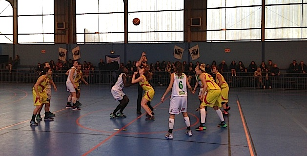 Basket-Ball N3F : Furiani prend sa revanche sur Carqueiranne