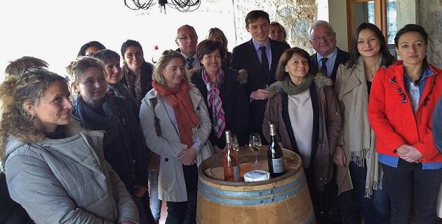 """La Corse au féminin""  : Une rencontre au Clos Capitoro"