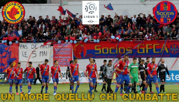 GFCA-OM : Chjama à i Sustenitori Rossi è Turchini-Appel aux Supporters Rouge et Bleu