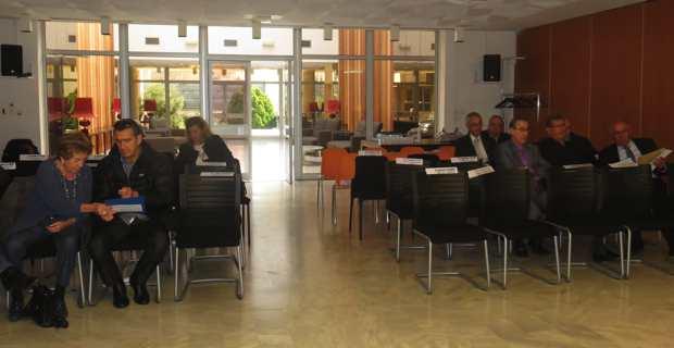 Seuls 11 élus sur 41 étaient présents à la réunion de la CDCI de Haute-Corse.