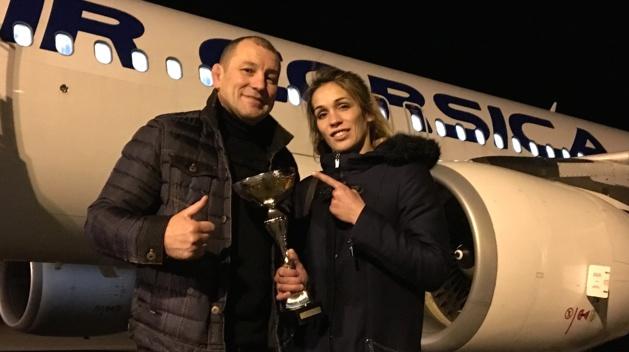 KTP Scola : Maria Casanova s'impose à Bâle