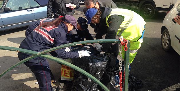 Plan de lutte contre les incivilités à Ajaccio : Comme les sacs poubelles, les amendes vont pleuvoir !