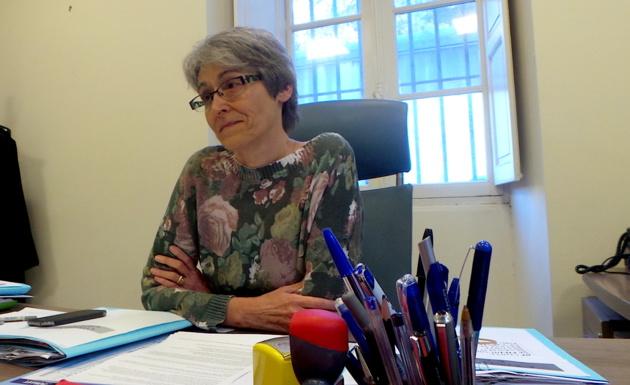 Frédérique Olivaux-Rigoutat, procureur de la République adjointe de Bastia a fait le point sur le dossier vendredi