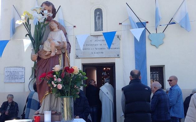 La Saint Joseph à Ajaccio : La foi, la messe et les canistrelli
